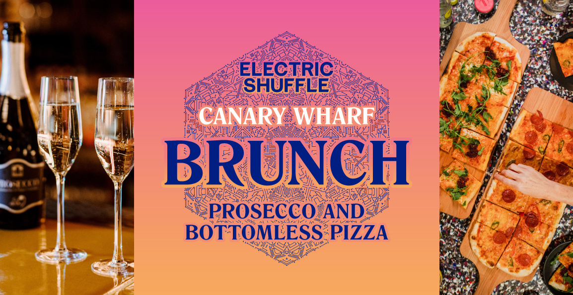 Canary Wharf Brunch