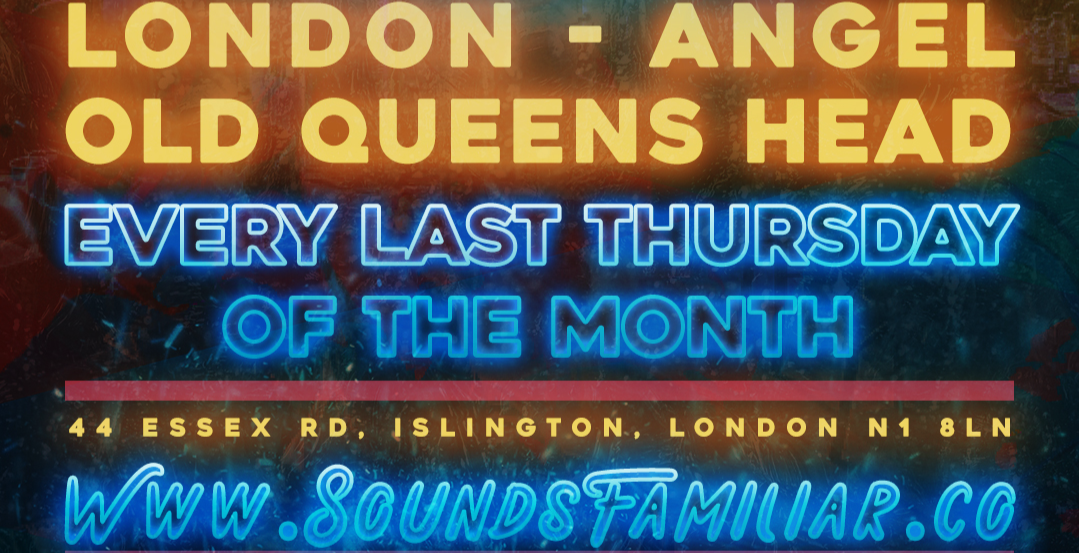 Sounds Familiar Music Quiz - Old Queen's Head