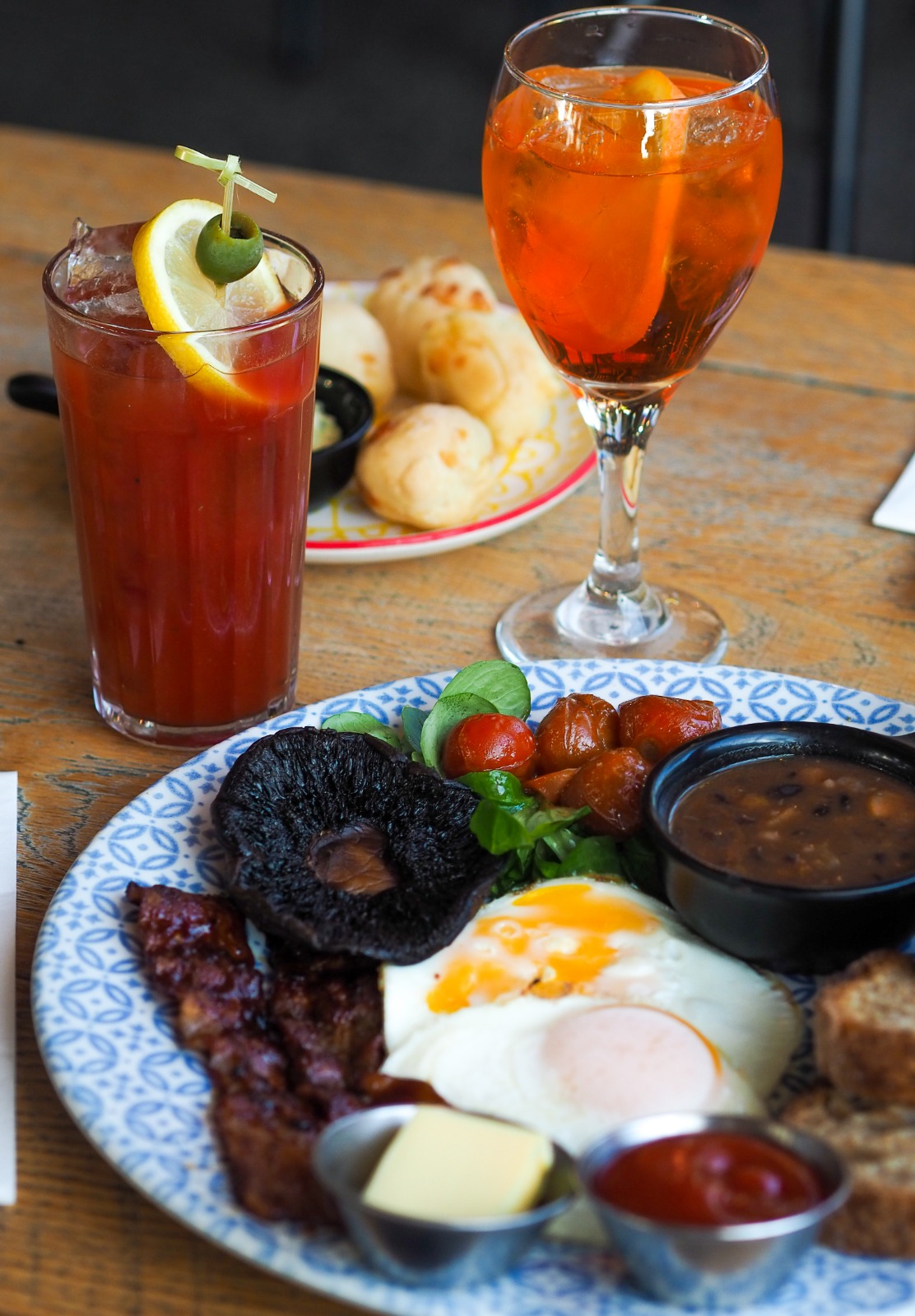 Cabana Boozy Bottomless Brunch