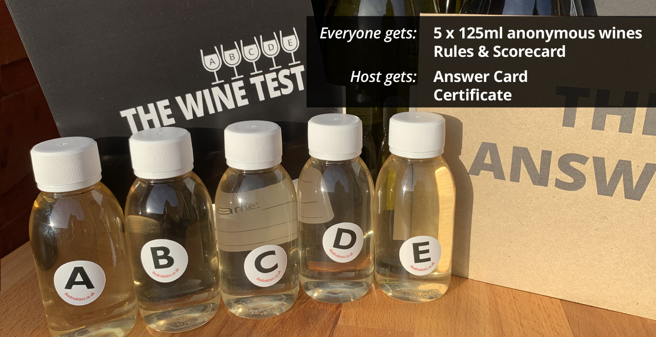 The Wine Test.co.uk