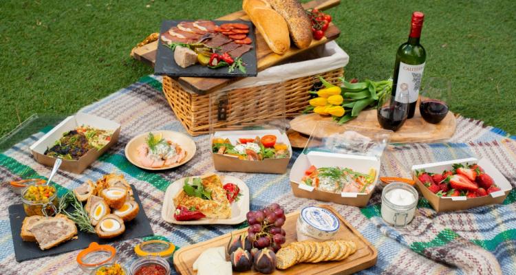 Jimmy's picnic