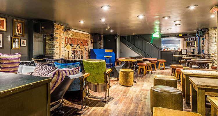 Downstairs At The King's Head Crouch End | DesignMyNight