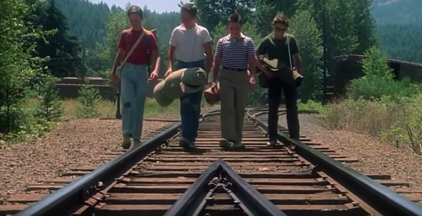 Summer pop up cinema- Stand by me