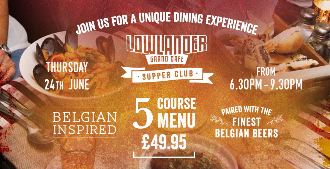 LOWLANDER SUPPER CLUB