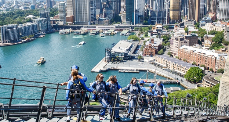 Unusual Things To Do In Sydney BridgeClimb