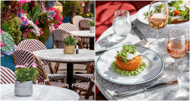 Granary Square Brasserie Garden   DesignMyNight