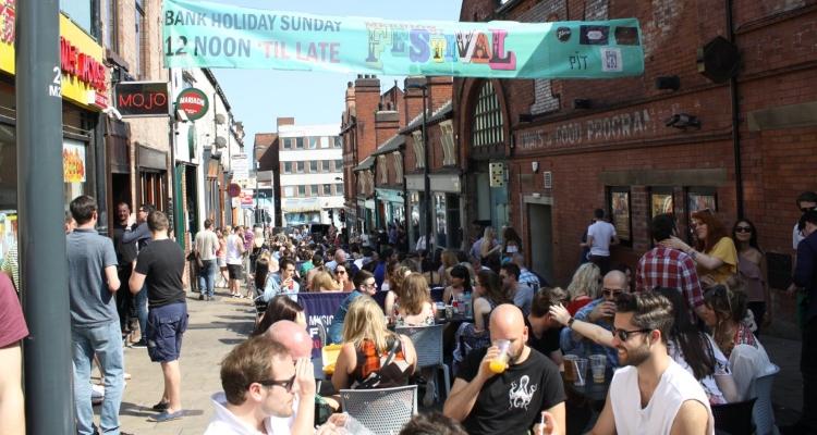 Merrion Street Festival leeds