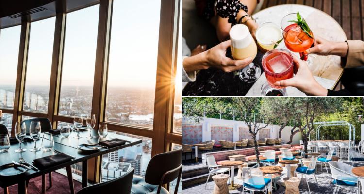 Infinity, Smoke & Tilbury Hotel   Things To Do In Sydney   DesignMyNight