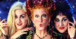 Fright Night Cinema- Hocus Pocus