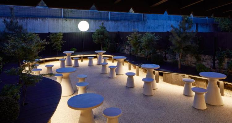 Untitled London Garden   DesignMyNight