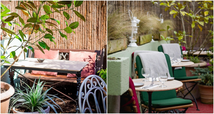 Kudu London Garden   DesignMyNight