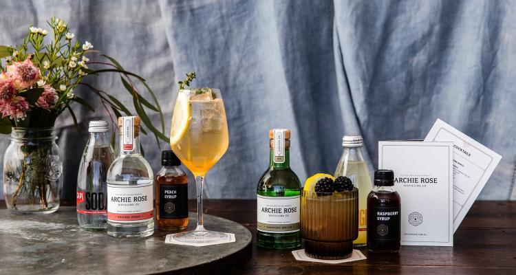 Archie Rose | Gin Distillery Whisky Distillery Sydney | DesignMyNight