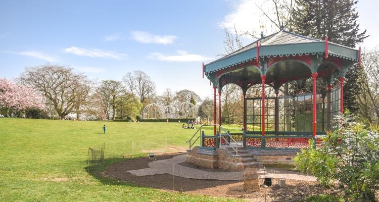 Birmingham Botanical Garden Walks in Birmingham