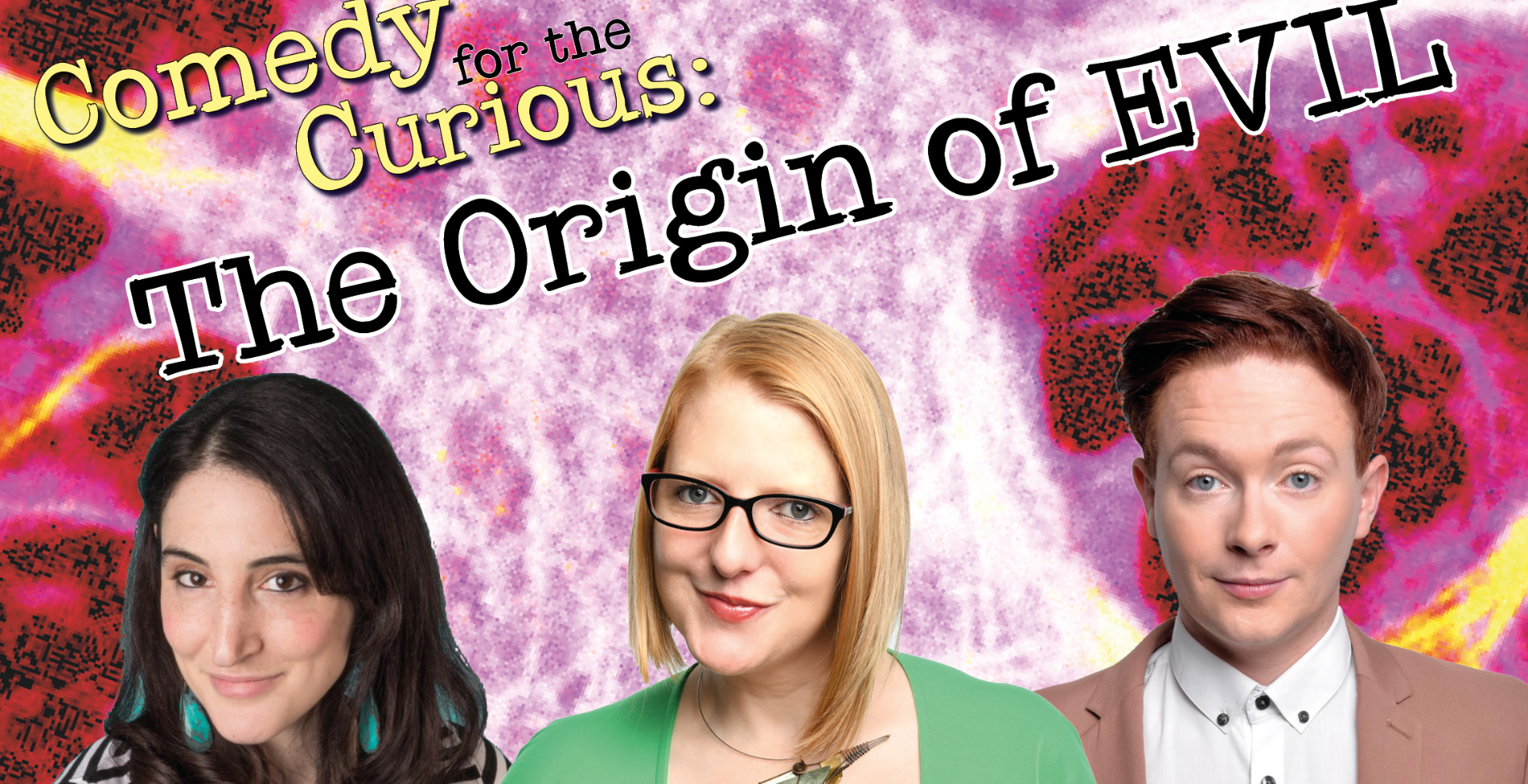 Laugh Train Home: Comedy For The Curious ONLINE