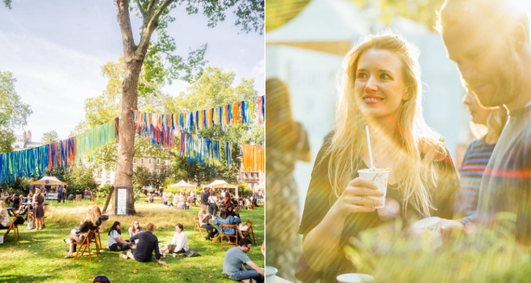 Cocktails in the City best london festival