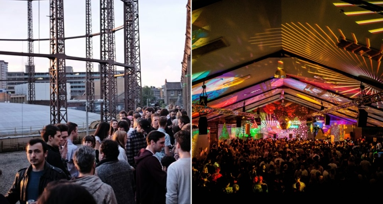 Day and Night Hackney festival london