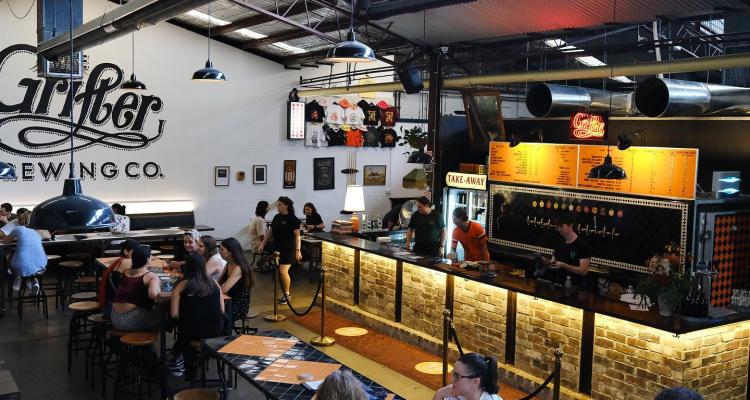 Grifter Brewing Co | Sydney Urban Breweries | DesignMyNight