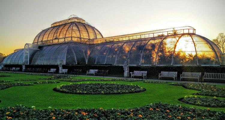 Kew Gardens London Country Walk