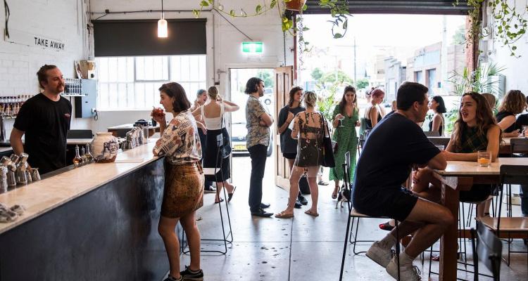 Poor Toms Gin Hall | Best Distilleries And Breweries Australia | DesignMyNight