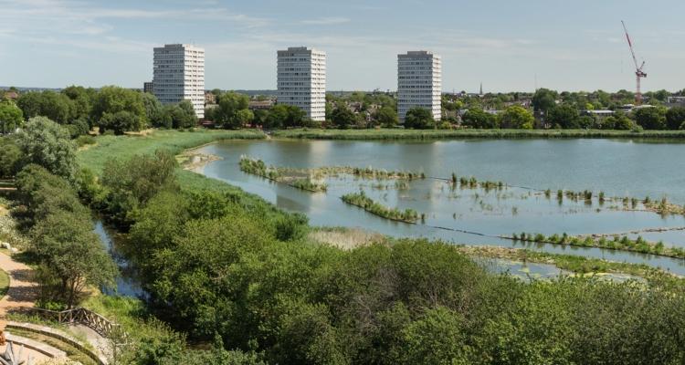 Woodberry Wetland Manor Park London