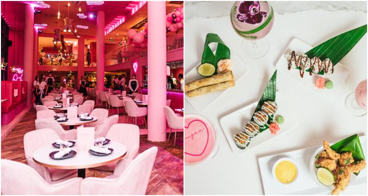 Boujee Liverpool   Pink Bars UK   DesignMyNight