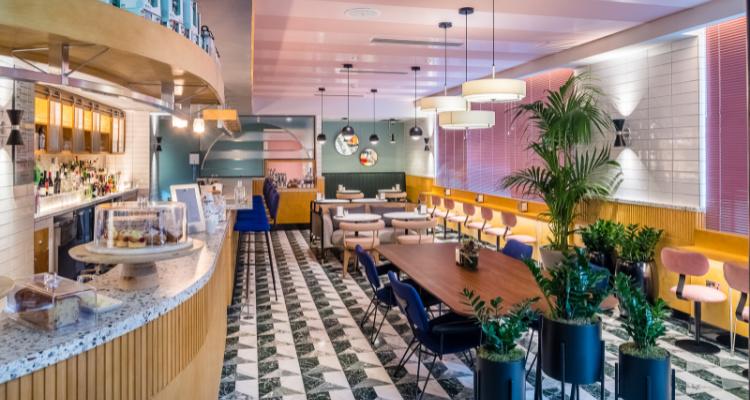 The Dixon   Pink Hotel Bar London   DesignMyNight