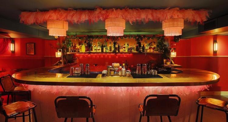 Dona   Pink Bar In London   DesignMyNight