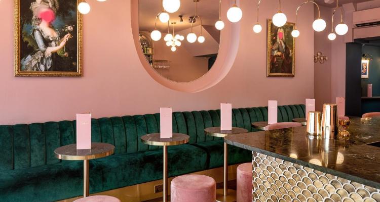 Girlfriend   Pink Bar South London   DesignMyNight