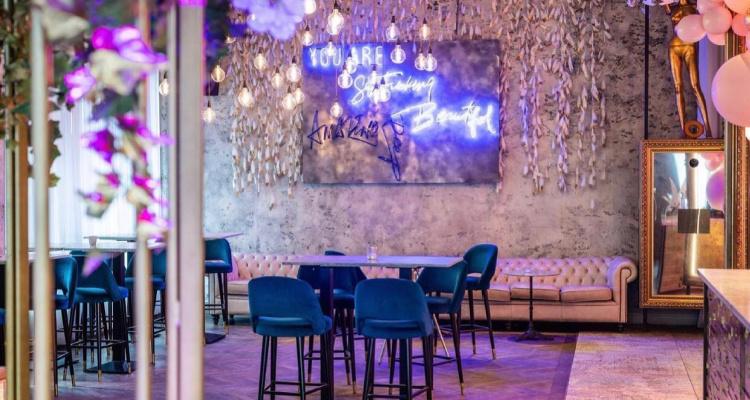 Menagerie   Pink Bar In Manchester   DesignMyNight