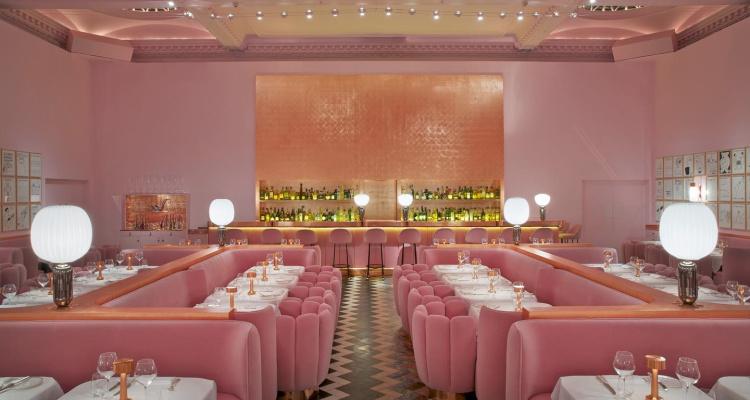 Sketch   Pink Restaurant London   DesignMyNight