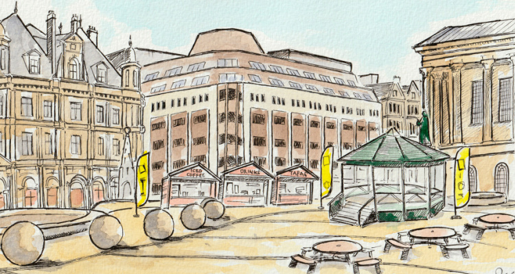 Summer in the Square   Birmingham Food and Drink News   DesignMyNight