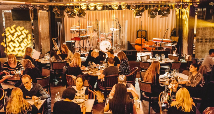 100 wardour street live music review