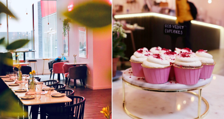 Cocoa Cabana Pink Bar Manchester | DesignMyNight
