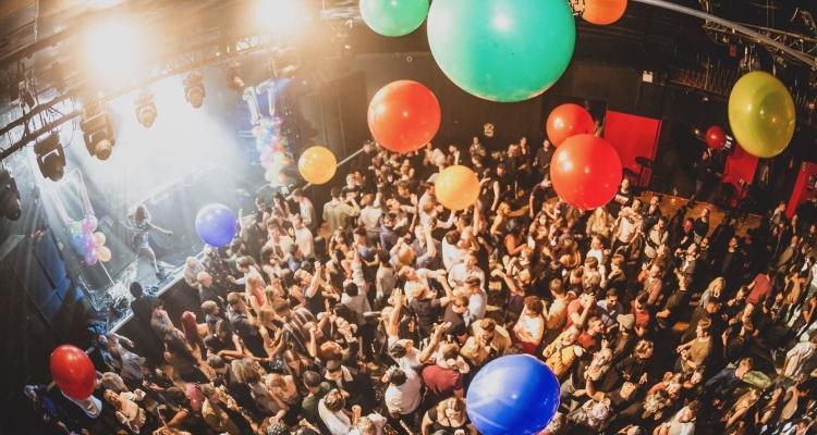 Indie music club night London Electric Ballroom