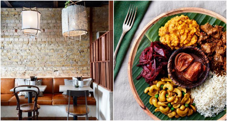 Kolamba Sri Lankan food