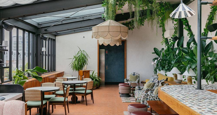 Maya At The Hoxton, London Restaurant Review   DesignMyNight