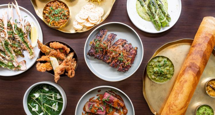 Pali Hill: Indian Fine Dining in London   DesignMyNight