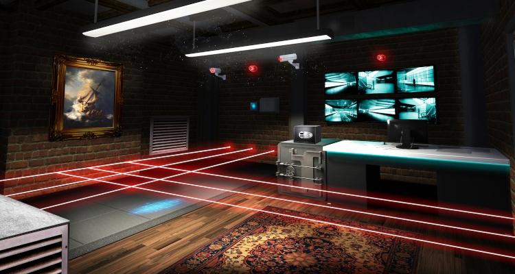 The Perfect Crime immersive escape room London