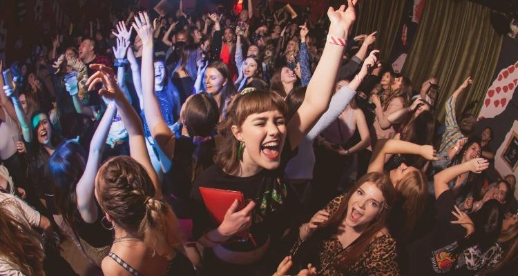 Taylor Swift themed club night London DesignMyNight
