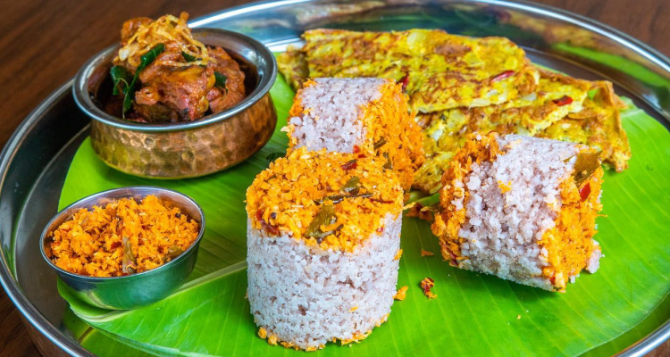 Virundhu Sri Lankan restaurant