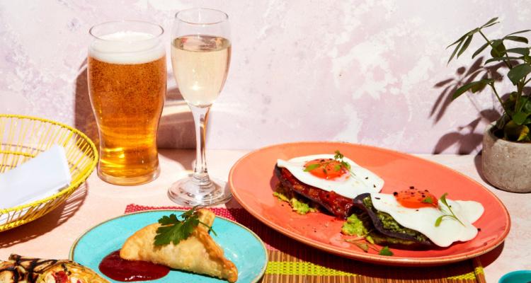 Las Iguanas Best Breakfast In Manchester | DesignMyNight