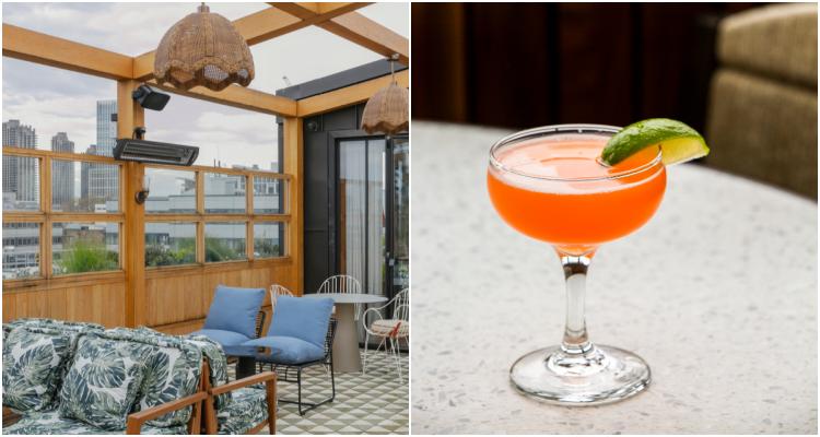 Cocktail Time: Maya At The Hoxton London   DesignMyNight