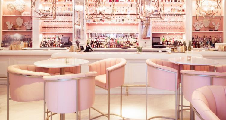 Sunset By Australasia Pinkest Restaurant In Manchester | DesignMyNight