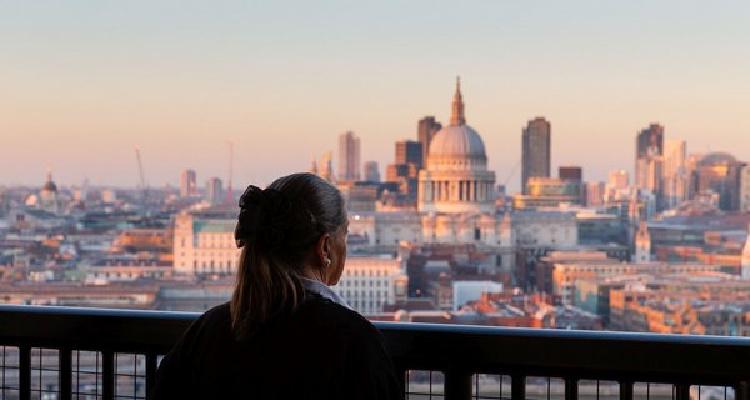 Tate Modern Sunset   DesignMyNight