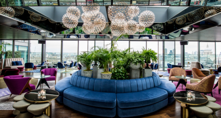 12th Knot: Sea Containers London Bar | DesignMyNight
