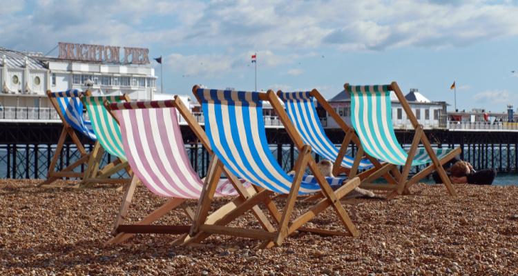 Brighton Best Seaside Towns To Live UK   DesignMyNight