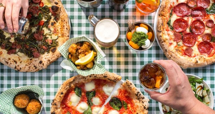 Best London Pizza Reviews   Pizza Pilgrims Waterloo   DesignMyNight