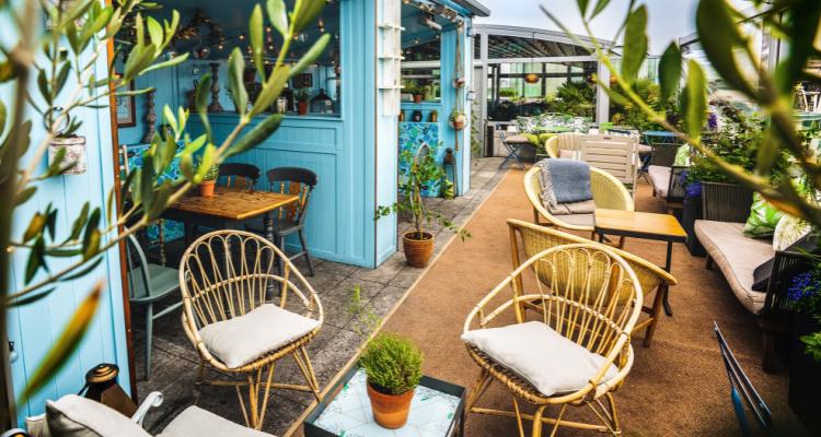 Rooftop Bars: ME Hotel London | DesignMyNight