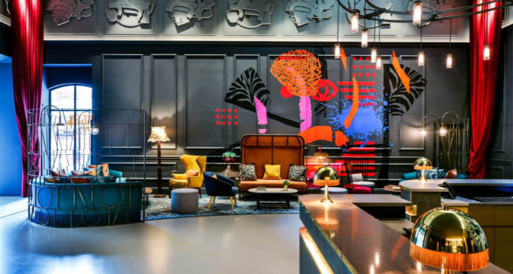 andaz hotel review london