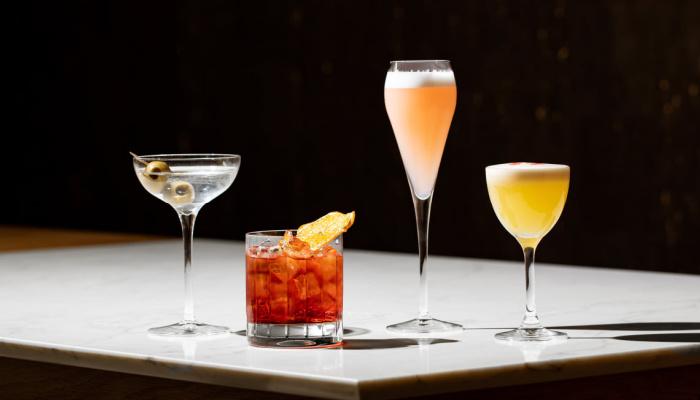 Cocktails Sycamore Restaurant London | DesignMyNight